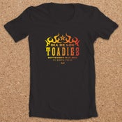 Image of Toadies  - Dia De Los 6 Flames Shirt