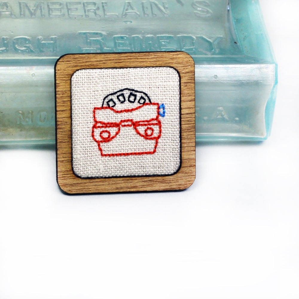 Image of Viewmaster - Square frame