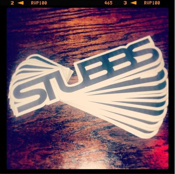 Image of STUBBS Sticker