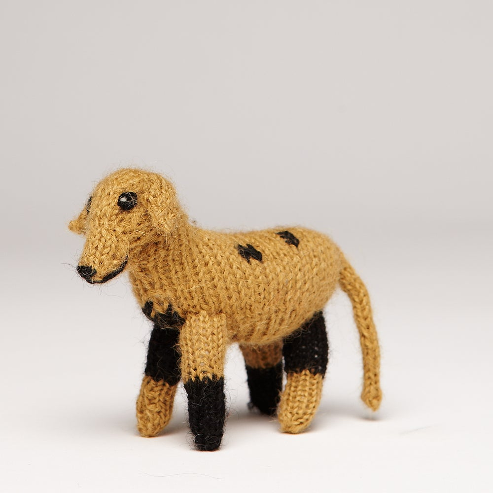 Image of Finger Puppet  Dog