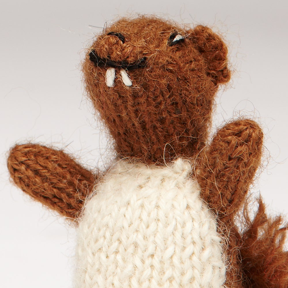 Image of Finger Puppet Squirell