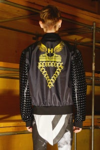 Image of Hologram Digital Jacket