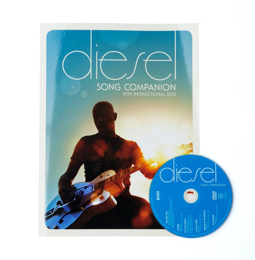 Image of Song Companion Book w/ Instructional DVD