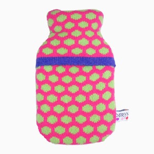 Image of 'Popper' Mini hot water bottle