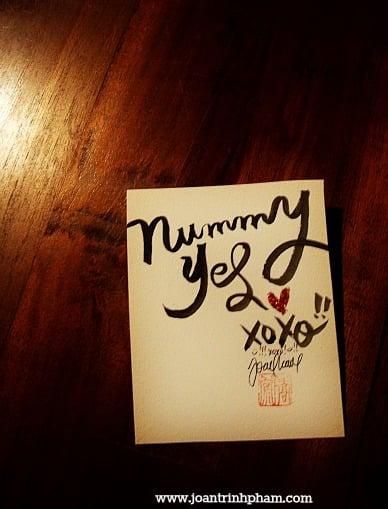 Image of Nummy Yes!