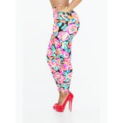 Image of Floral Chaos Leggings