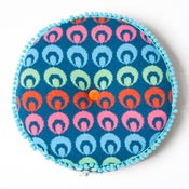 Image of Petrel 'Buckle' round cushion