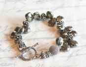 Image of Pyrite Briolette Bracelet