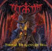 Image of Through The Gates Of Hell Special Edition Digipak CD