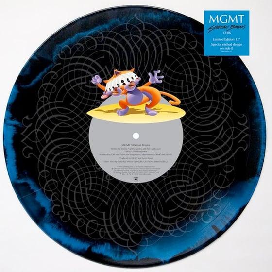 Image of MGMT - Siberian Breaks (sealed)