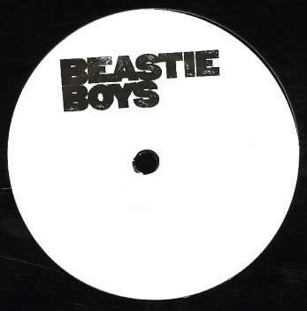 "Image of Beastie Boys - VS 12"" (RSD, sealed)"