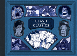 Image of Clash of the Classics Art Book