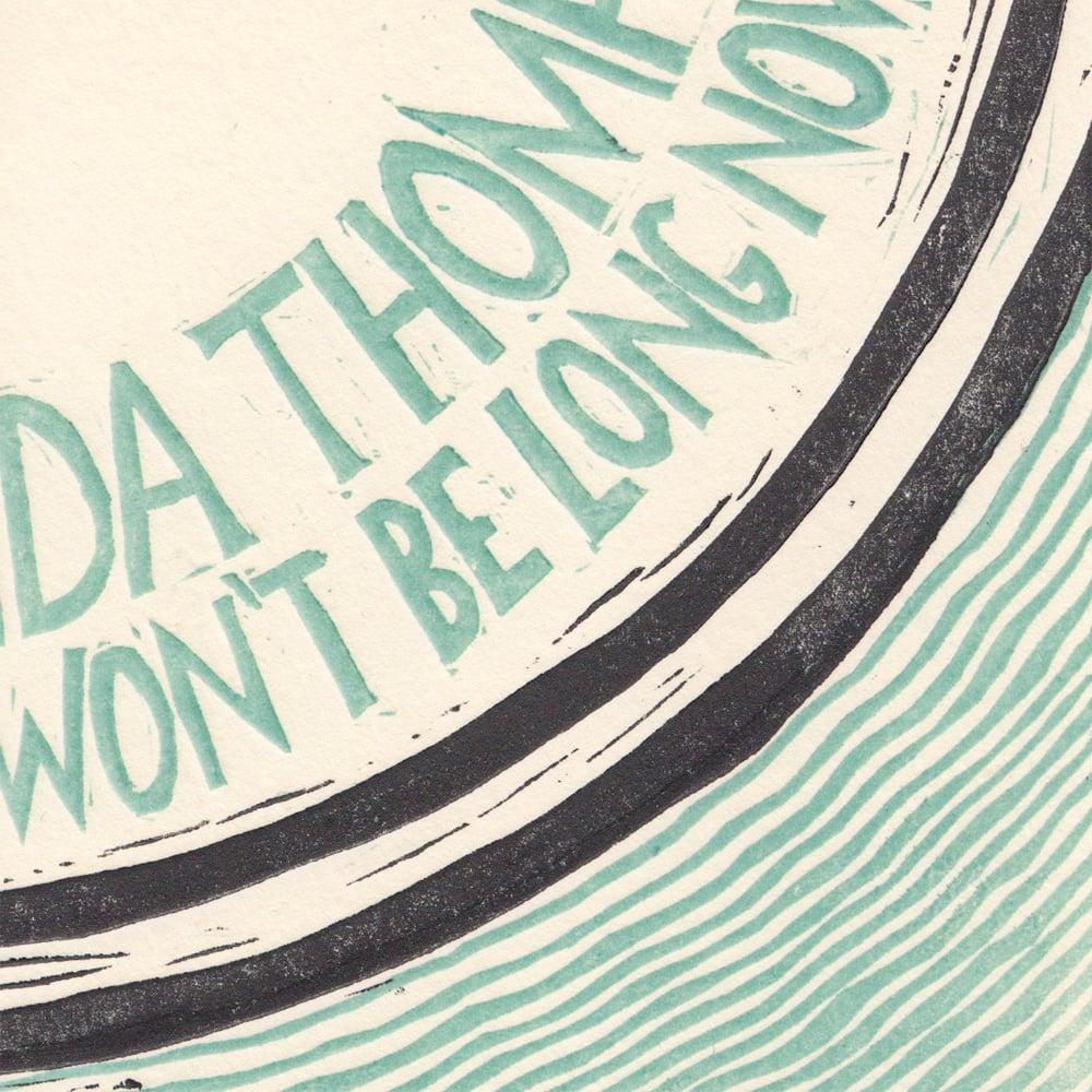 Image of Linda Thompson - Won't Be Long Now