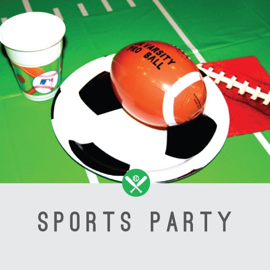Image of Sports Party