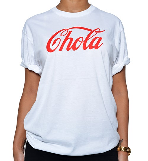 Image of COCA CHOLA BOYFRIEND TEE