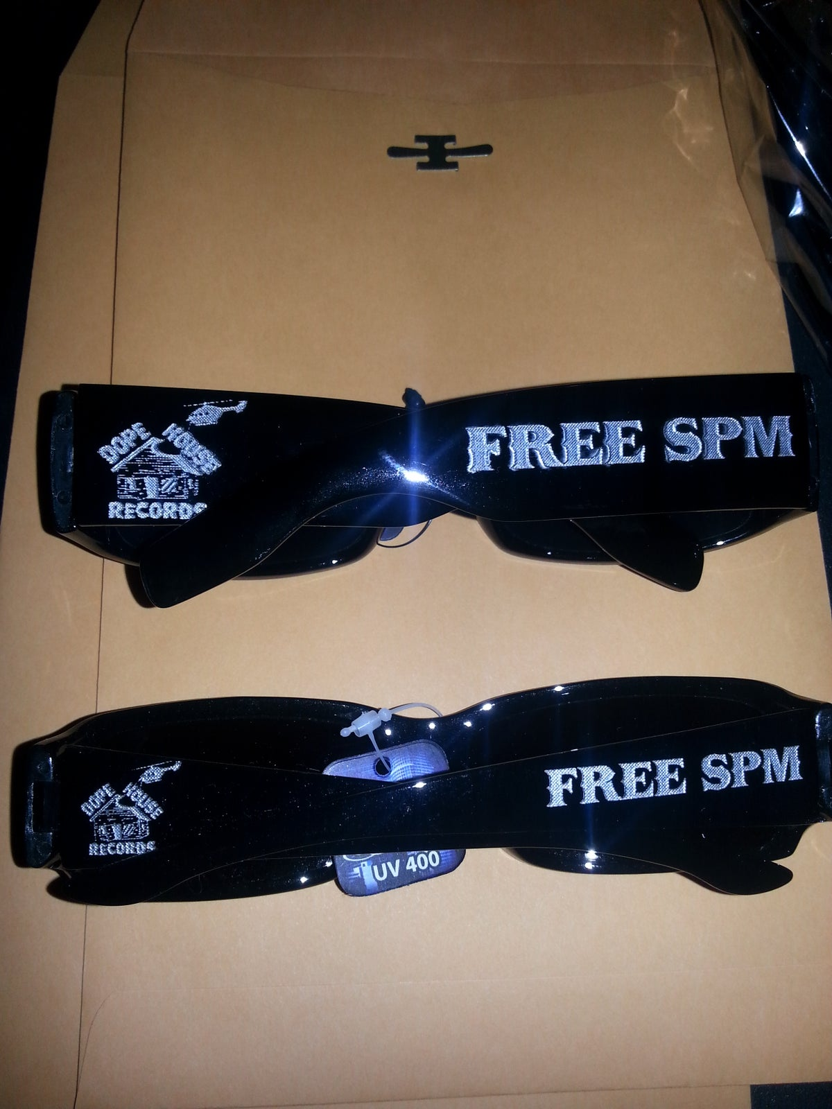 "Image of Dope House Records ""Free SPM"" Locs (LIMITED QUANTITY)"