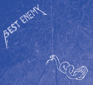 "Image of Best Enemy ""Blue Album"" CD"