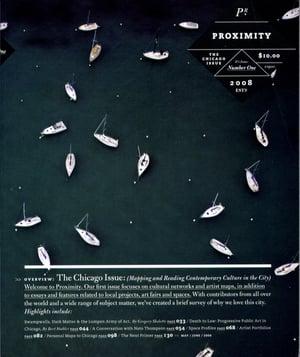 Proximity Magazine Issue 001