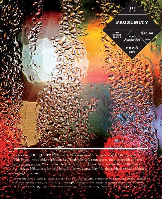 Proximity Magazine Issue 002