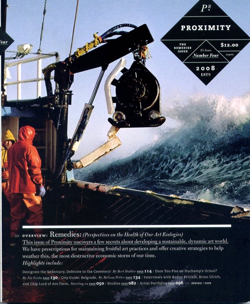 Proximity Magazine Issue 004