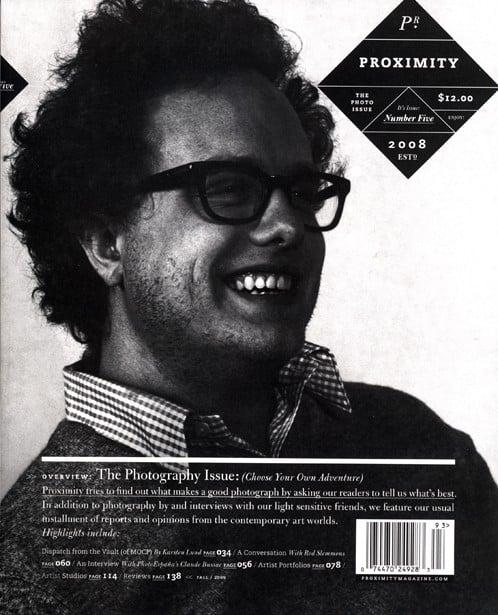 Proximity Magazine Issue 005