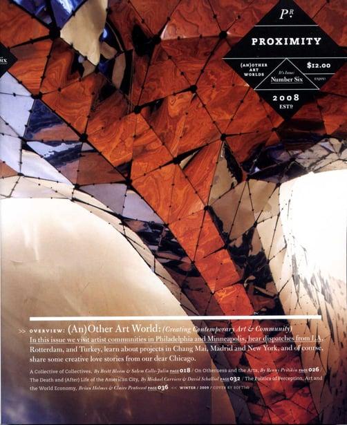Proximity Magazine Issue 006