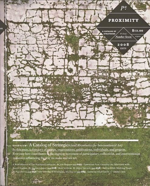 Proximity Magazine Issue 007