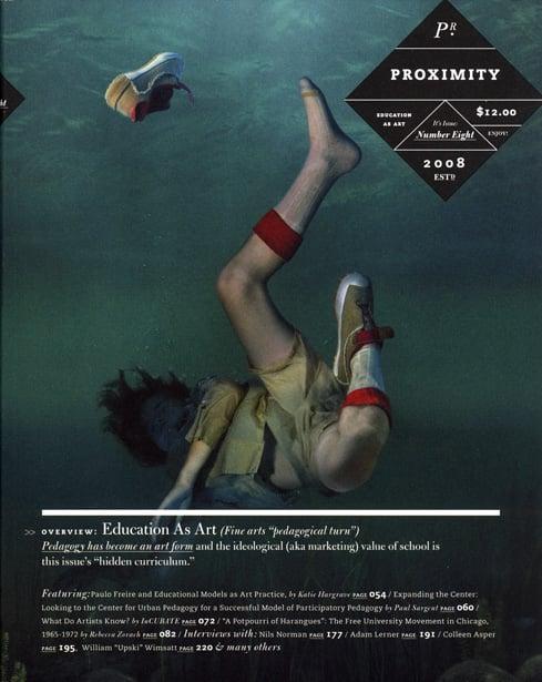 Image of Proximity Magazine Issue 008