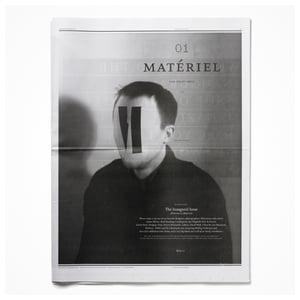 Matériel Issue #001