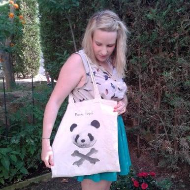 Image of Bolsa Panda