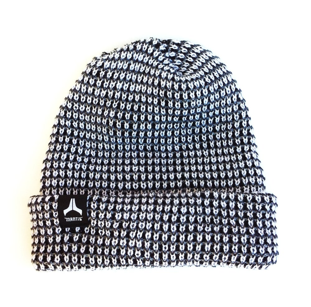 Image of Beanie - Salary Cap / White Flying V
