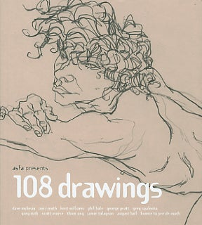 Image of ASFA Presents 108 Drawings