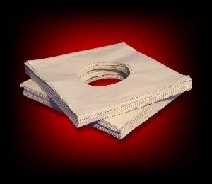 Image of 50 Sous-pochettes papier ECONOMIQUE 45 Tours