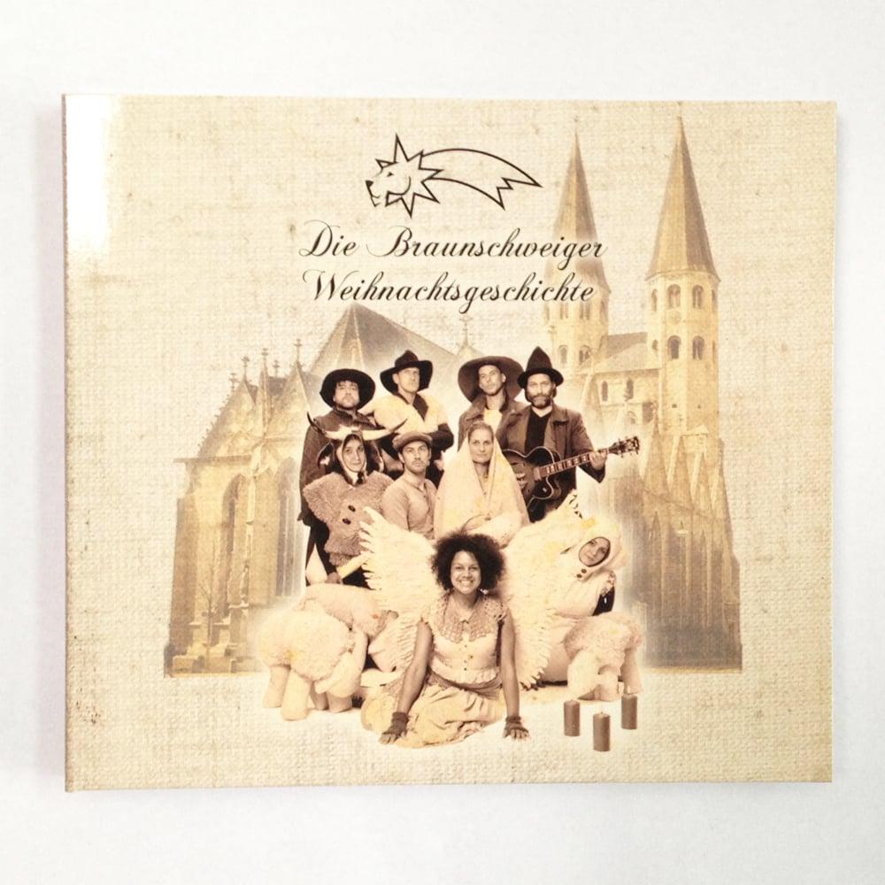 Image of Die Braunschweiger Weihnachtsgeschichte / CD Album