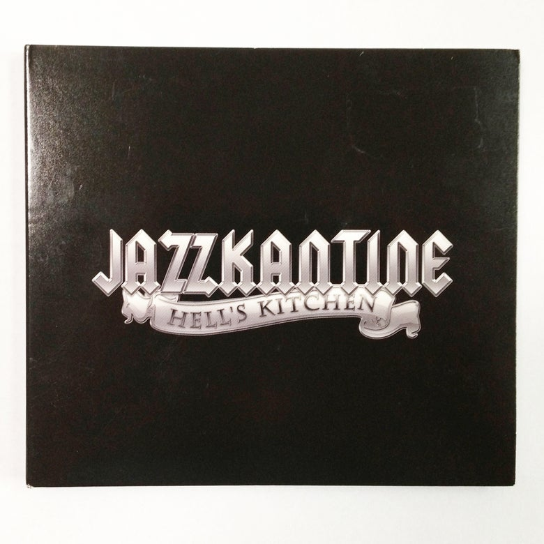 Image of Jazzkantine - Hells Kitchen  / CD Album