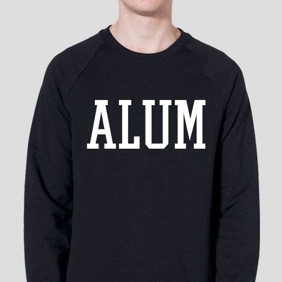 Image of ofLetters Alum Block Crewneck Sweatshirt
