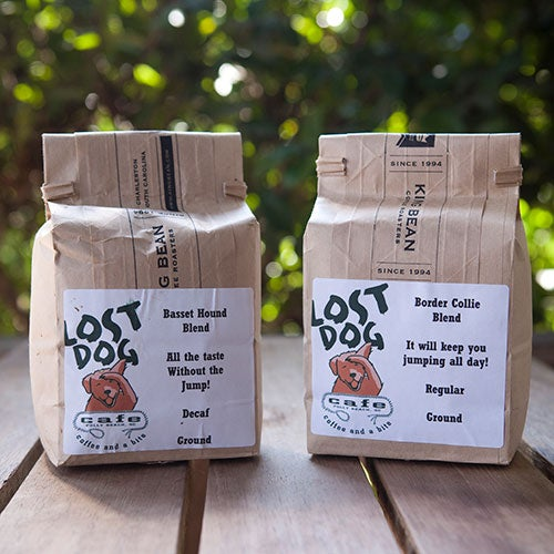 Image of Lost Dog Cafe Custom Blend Coffee