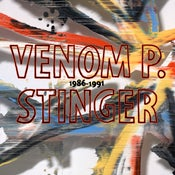 Image of Venom P Stinger 1986 - 1991 2xCD