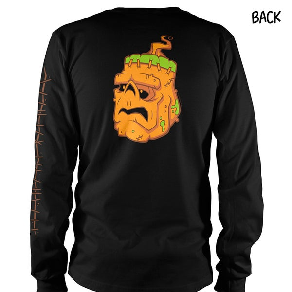 "Image of ""Laboratory of the Zombie Pumpkins!"" Long Sleeve"