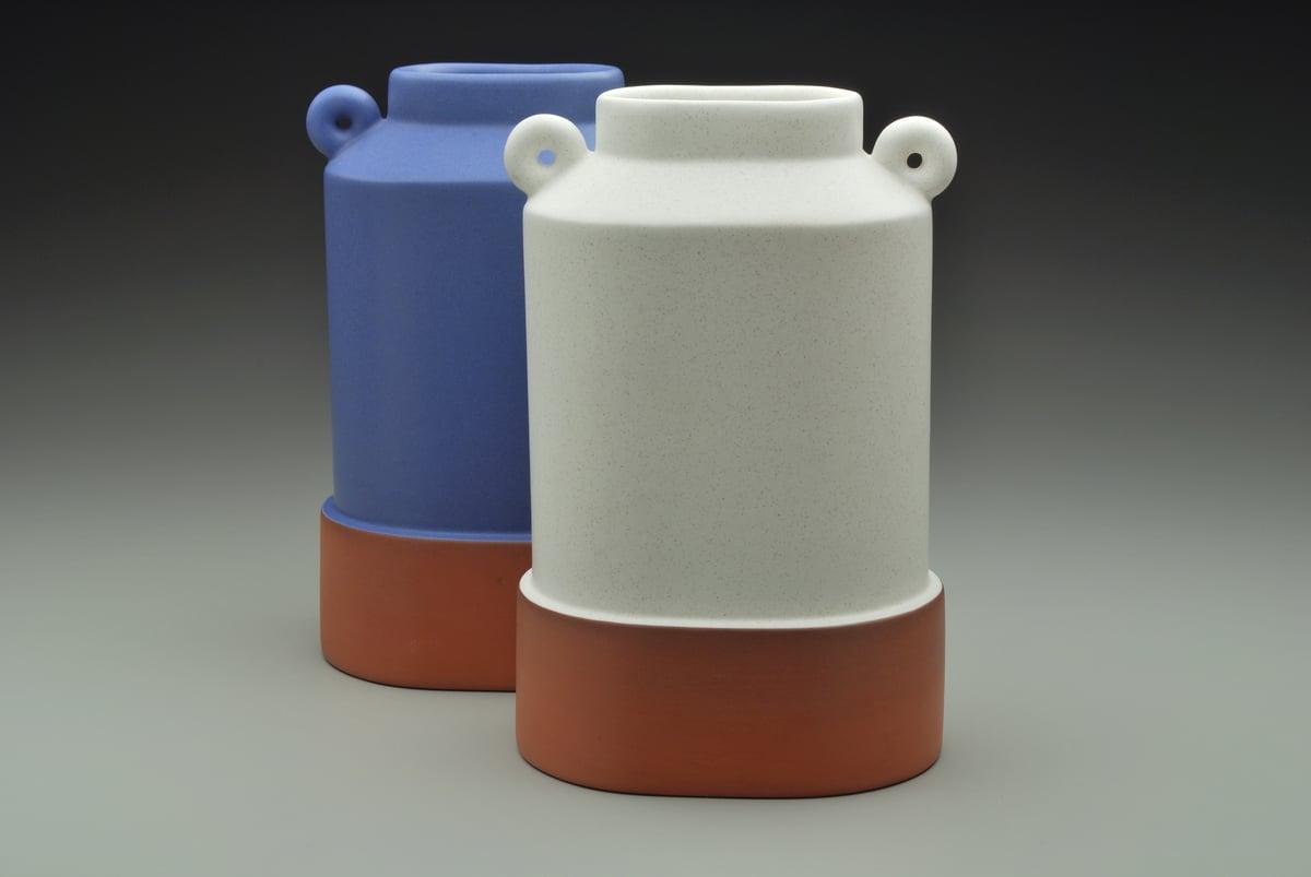 Image of Oval Vase