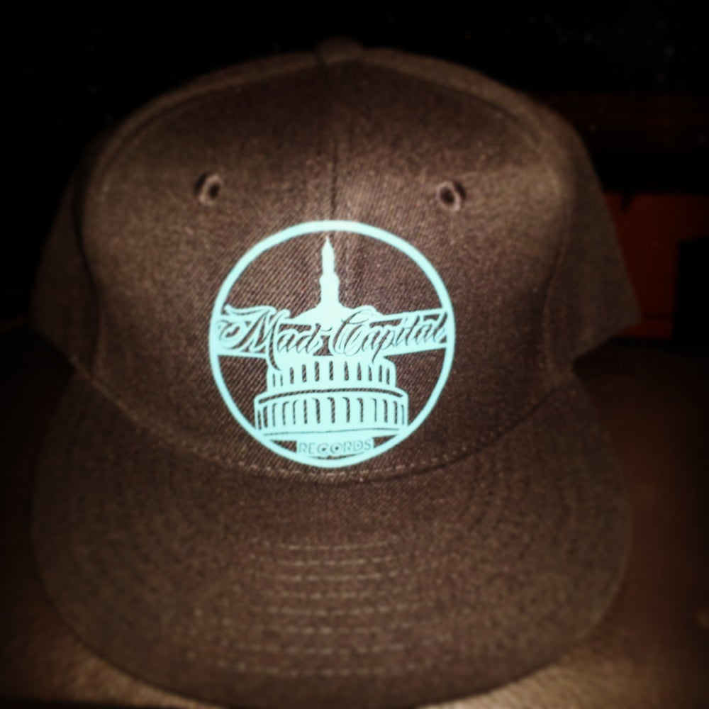 Image of Mad Capital Snap Back