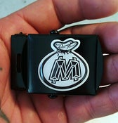 Image of Big M scout buckle