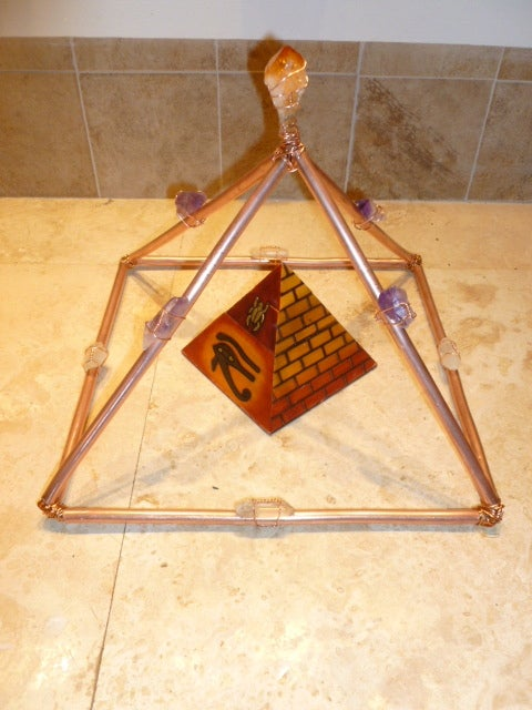 Image of Great Copper Pyramid