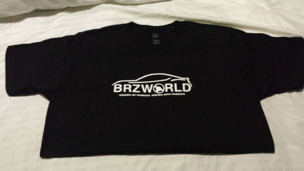 Image of BRZ WORLD Custom T-Shirt
