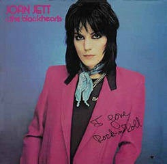 Image of Joan Jett - I Love Rock 'N Roll  (limited, sealed, RSD vinyl)