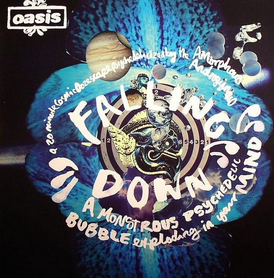 Image of Oasis - Falling Down (A Monstrous Psychedelic Bubble Exploding In Your Mind) (RSD, sealed)