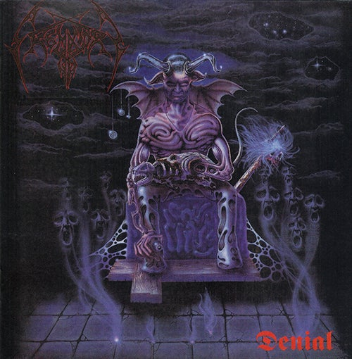 "Image of Crematory "" Denial "" CD"
