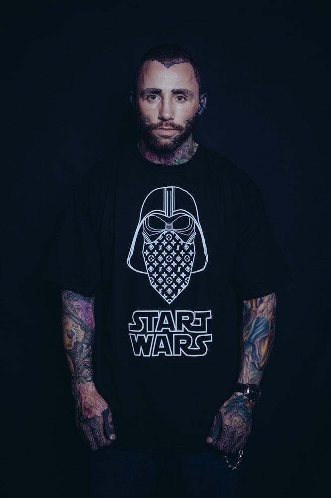 Image of START WARS 2013 TEE