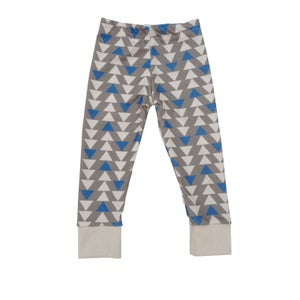 Image of Triangles Leggings by Little Cocoa Bean