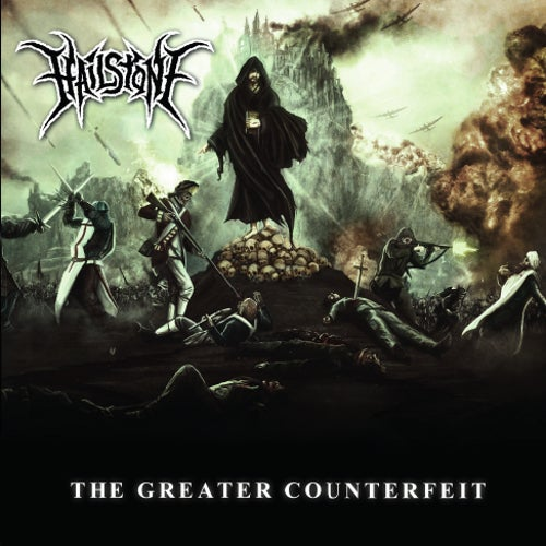 Image of Hailstone - The Greater Counterfeit